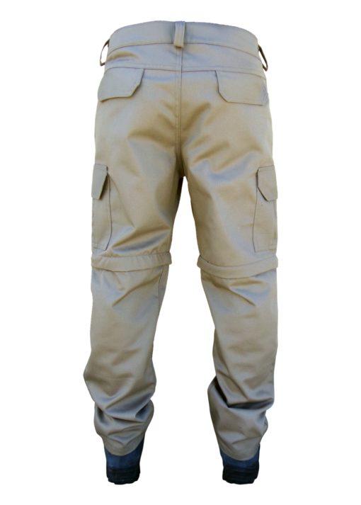 Pantalon Cargo Gabardina Desmontable